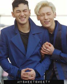 BaekMin [Baekho and Minhyun]