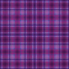 108 Free Plaid Seamless Patterns: SKS Plaid 05 - Fuchsia and Purple