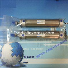 MA40*200-S-U MA40*225-S-U MA40*250-S-U  MA40*300-S-U  AIRTAC Stainless steel mini-cylinder air cylinder pneumatic component #Affiliate