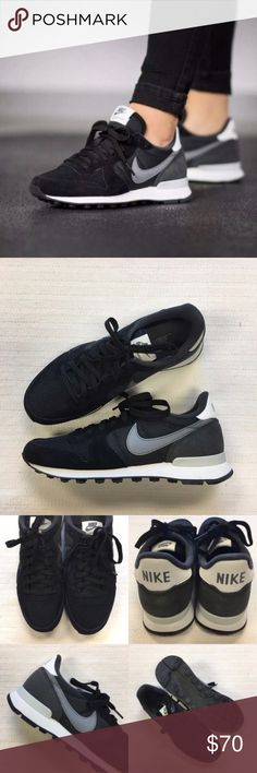 Women's Nike Internationalist Suede Sneakers Women's Nike Internationalist Suede Sneakers Style/Color: 629684-016   * Women's size 7.5   * NEW in box (no lid) * No trades * 100% authentic Nike Shoes Sneakers