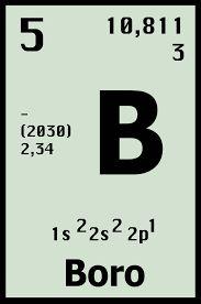 Elemento qumico nm43 tc tecnecio elementos qumicos pinterest resultado de imagen para el boro tabla periodica urtaz Image collections