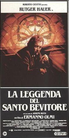 La leyenda del santo bebedor.  La leggenda del santo bevitore, Ermanno Olmi, 1988