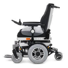 Meyra iChair mc mid (Elektrische Binnen-Buiten Rolstoel Electric Indoor-Outdoor Wheelchair)