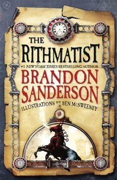 The Rithmatist by Brandon Sanderson - First in a new teen series with an interesting magic system.