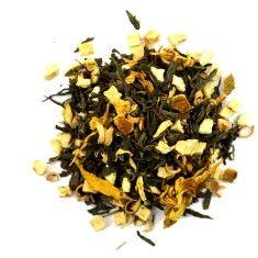 Orange, Japchae, Ethnic Recipes, Cuppa Tea, Green