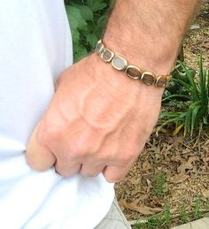 Bracelet Mens bracelet mens jewelry by JewelrybyDecember67 on Etsy, $32.00