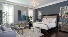 bedroom with brown accent wall mounted dark wooden master best furniture ideas pinterest