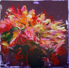 Recent Flowers, Carmelo Blandino