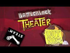 BattleBlock Theater on Steam trailer - YouTube - LOL