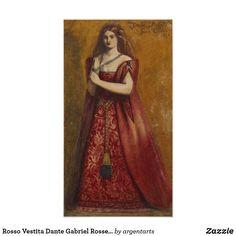 Dante Gabriel Rossetti, Pre Raphaelite, Canvas Poster, Art World, Photo Cards, Paper Texture, Vivid Colors, Fine Art, Prints