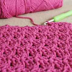 Learn how to do the Primrose stitch in crochet with this simple tutorial. thanks so xox