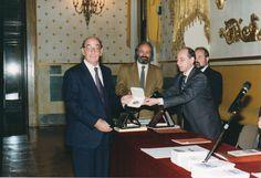 Premio Letterario Nazionale FRANCESCO PETRARCA - Sala Rossini - Padova - Proclamazione dei vincitori