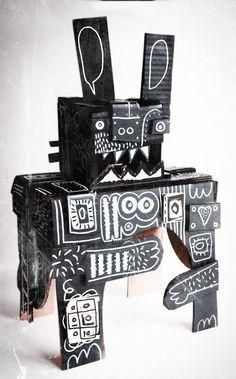 Rabbbots — Fabric Lenny