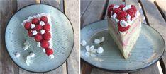 Himmelsk, smagfuld kage til mor Lagkage med hvid chokolade, hyldeblomst og syrlige, friske hindbær (23)