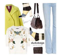 """Dudubags.com"" by mada-malureanu ❤ liked on Polyvore featuring Antonio Marras, Frame Denim, Dolce&Gabbana, Valentino, dolceandgabbana, valentinogaravani and dudubags"