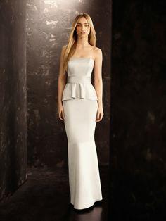 White by Vera Wang Bridesmaids Dresses