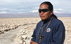 """Chili : """"Nous survivons dans le désert le plus aride du monde"""""""
