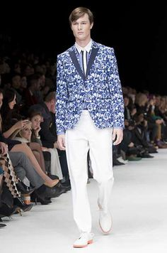 The Spring 2012 Joe Fresh Menswear Collection Makes a Splash #coachella #mensfashion trendhunter.com
