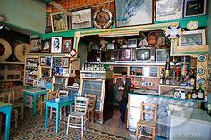 Amorgos, Katapola, Traditional Greek Taverna