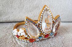 La corona de Rapunzel - Rapunzel crown - Rapunzel tiara