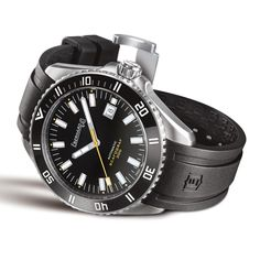 Eberhard & Co Scafograf 300 Mechanical Automatic Watch - For more information please: http://www.boxfox1.com/2016/11/eberhard-co-scafograf-300-mechanical.html