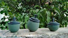 #handbuilded#jars with lid#ceramic#artwork