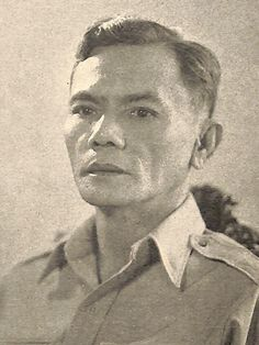 Ruperto Kangleon was a Filipino politician and soldier who organized the resistance in Leyte during WWII, Leyte, First Anniversary, Blue Books, Our Country, The Republic, Politicians, Filipino, Wwii, 1940s