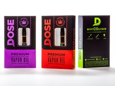 This Seattle-Based Design Agency Was Create Specifically For the Cannabis Industry — The Dieline | Packaging & Branding Design & Innovation News