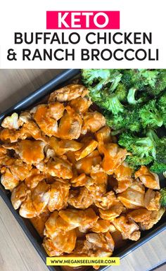 Meal prep your lunches for the week with this easy, low-carb chicken and broccoli recipe with homemade buffalo sauce. The homemade sauce allows you a low-sugar option over store bought buffalo sauce. For this recipe, 1 pound of chicken will allow for four prepped lunches for your week. Homemade Ranch Seasoning, Homemade Buffalo Sauce, Homemade Sauce, Low Carb Chicken And Broccoli, Broccoli Recipes, Buffalo Sauce Ingredients, Keto Recipes, Vitamix Recipes, Freezer Recipes