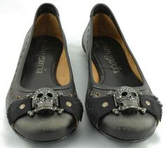 Pedro Garcia Skull Shoes