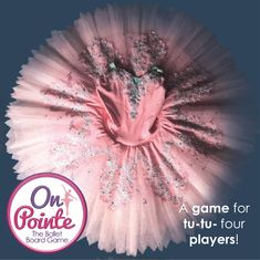 Top Board Games, Dance Gifts, Games For Girls, Family Games, Barre, Tutu, Dancer, Journey, Star