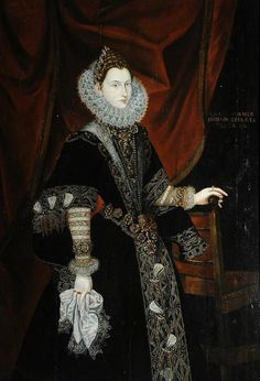 Lady Jane Dormer, Duchess of Feria: Afonso Coello, circa 1558. A good chance to compare the work of Coello with that of Anguissola. If the attribution is correct, please compare with two other portraits alleged to be of Jane Dormer.