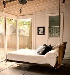 Need this outdoor bed!