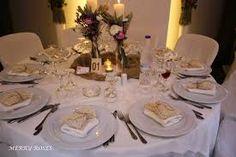 Αποτέλεσμα εικόνας για διακοσμηση δεξιωσης γαμου merry roses Table Settings, Table Decorations, Furniture, Home Decor, Homemade Home Decor, Home Furnishings, Interior Design, Place Settings, Home Interiors