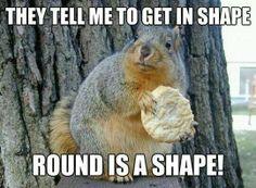 My kind of shape
