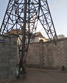 Powerline Transmission Line, Utility Pole, Architecture, Arquitetura, Architecture Design, Architects