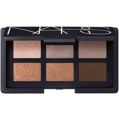 NARS Long Hot Summer Eyeshadow Palette ($45) ❤ liked on Polyvore featuring beauty products, makeup, eye makeup, eyeshadow, beauty, nars cosmetics and palette eyeshadow