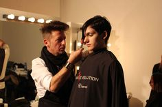 HAI®EVOLUTION – BLACK – 2013 COLLECTION - Backstage