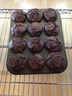 My best chocolate muffin recipe!!