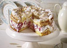 Unser beliebtes Rezept für Röd-Gröt-Torte mit Baiser und mehr als 55.000 weitere kostenlose Rezepte auf LECKER.de.
