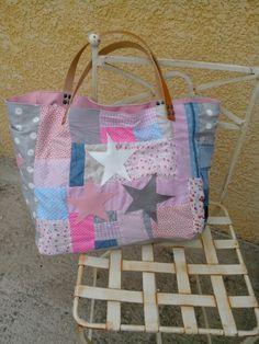 XXL bag pink