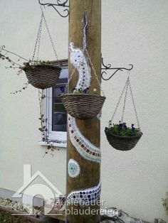 Häuslebauerplaudereien: Eine Schlange im Garten