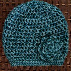 Martha Hat ~ free pattern