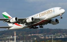 A6-EDI - Emirates Airlines Airbus A380 photo (83 views)