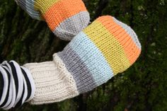 Norway love mittens