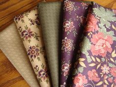 Hawthorn Ridge  Fabric Half Yard Fabric Bundle   by timelessquilts