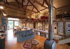Inside Pole Barn Home Kits