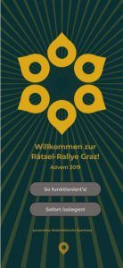 Enchant App,Weihnachtsmarkt,profitieren,Advent,Grazer Innenstadt