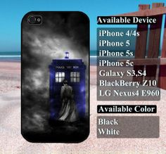 tardis dr. who case  iPhone 4/4s iPhone5 iPhone5s by vallenshop, $13.50