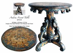 Old World Round Table